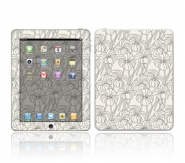Ipad White Flowers