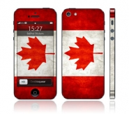 Iphone 5 Canadian Flag