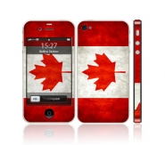 Iphone 4S Canadian Flag