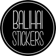 BaliHai Stickers