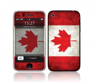 Iphone 3G/3GS Canadian flag